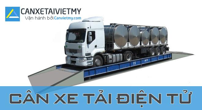 Sửa chữa cân xe tải cân ô tô - 1