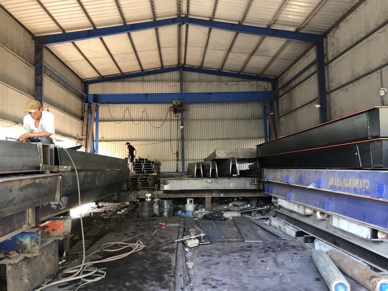 Xưởng cơ khí  việt mỹ - 2