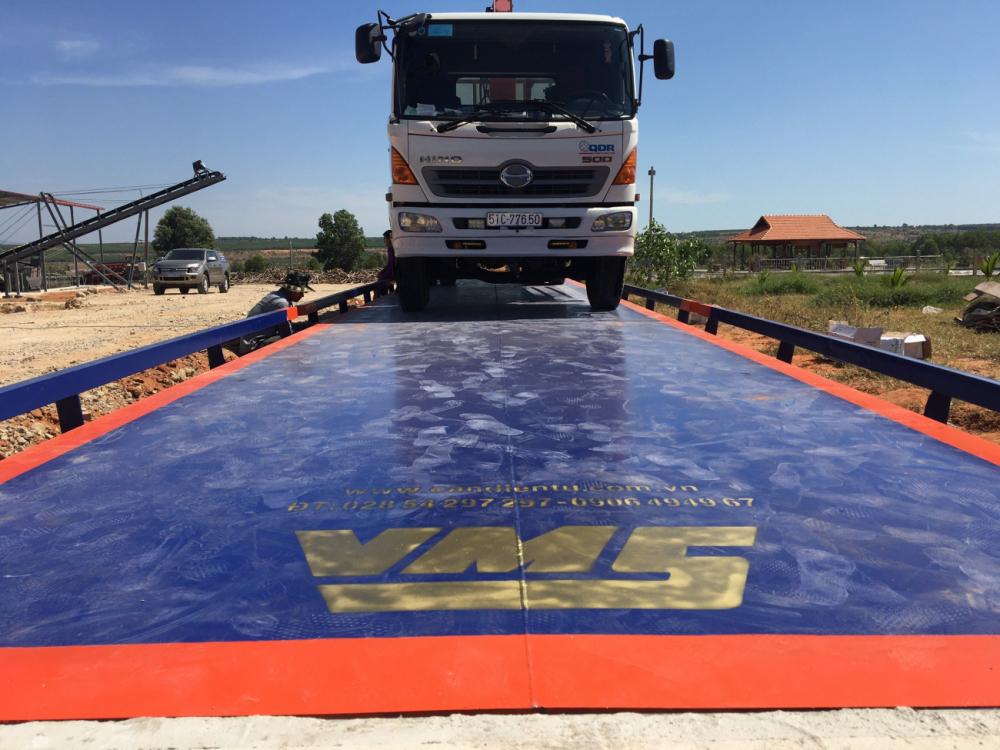 Cân xe tải 100 tấn AMCELLS - USA