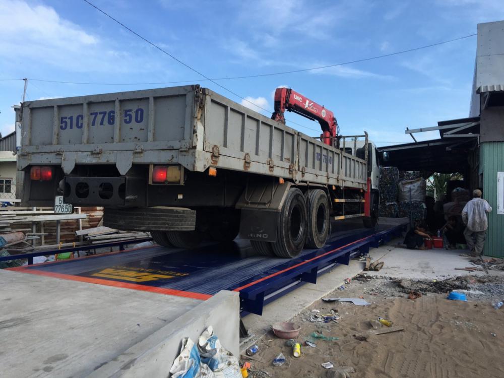 Trạm Cân xe tải 30 tấn MKCELLS - USA