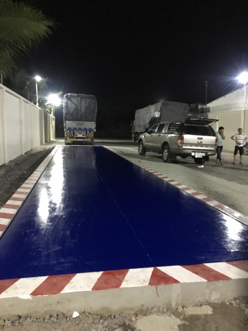 cân xe tải điện tử 50 tấn AMCELLS - USA
