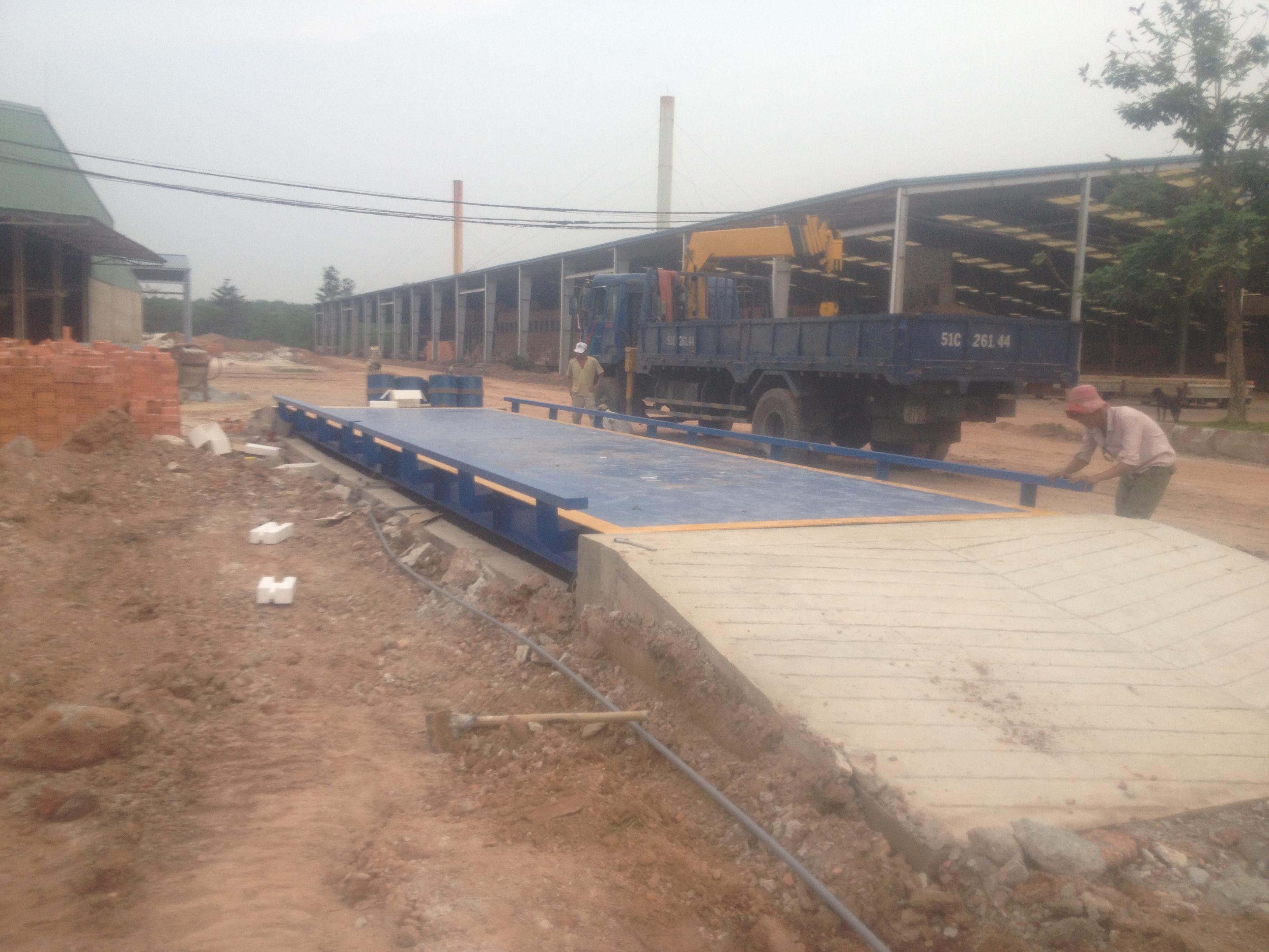 Công Ty TNHH Điôxit Titan - Bình Thuận